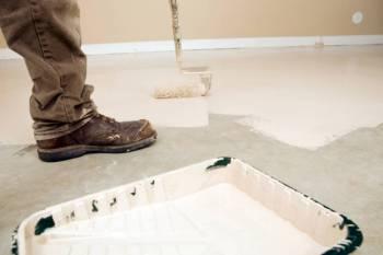garagenboden streichen so klappts mit dem beton streichen. Black Bedroom Furniture Sets. Home Design Ideas