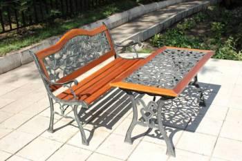 gartenbank gusseisen g nstig online kaufen. Black Bedroom Furniture Sets. Home Design Ideas