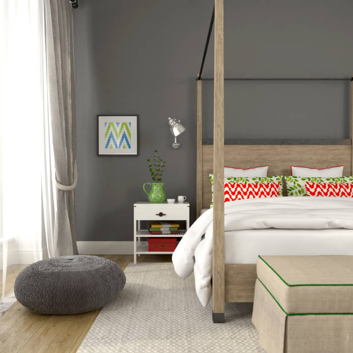 Schlafzimmer Ideen Farbgestaltung : schlafzimmer wandgestaltung und farbgestaltung ideen ~ Watch28wear.com Haus und Dekorationen