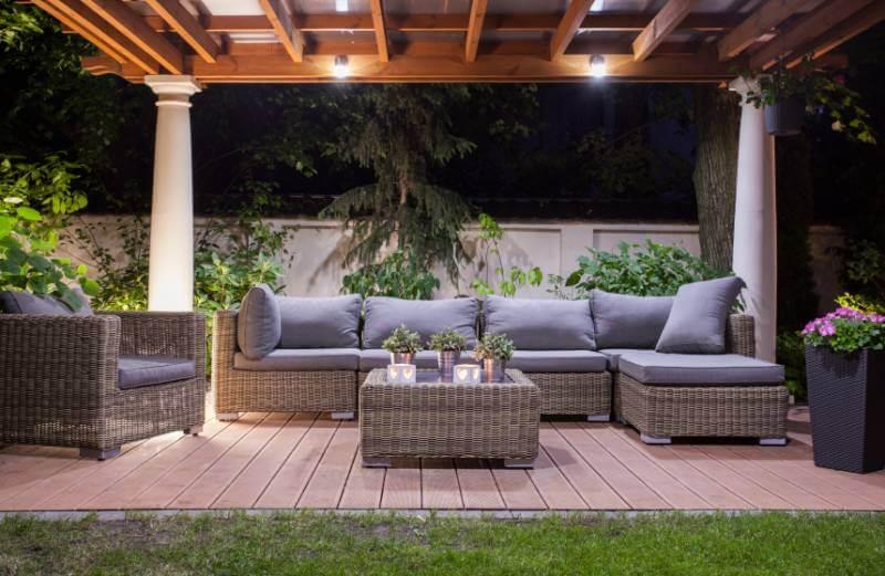 terrasse gestalten 12 kreative und einfache ideen f r mehr wirkung. Black Bedroom Furniture Sets. Home Design Ideas